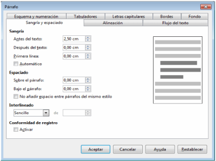 tutotial libre office writer