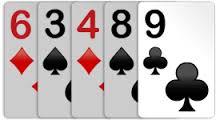 Carta mas Alta poker