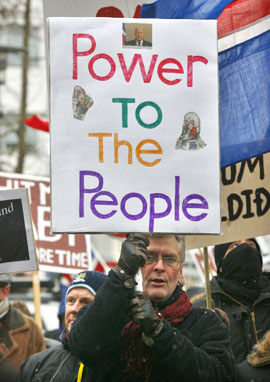 Islandia, el país que castiga a los banqueros culpables de la crisis