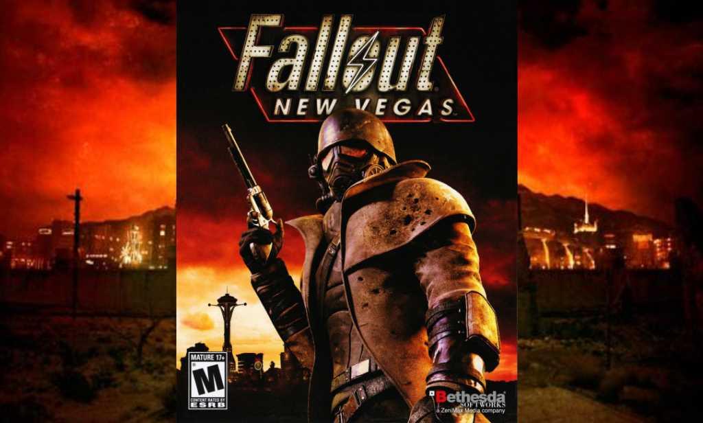 Portada de Fallout New Vegas