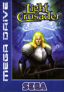 Portada del videojuego Light Crusader