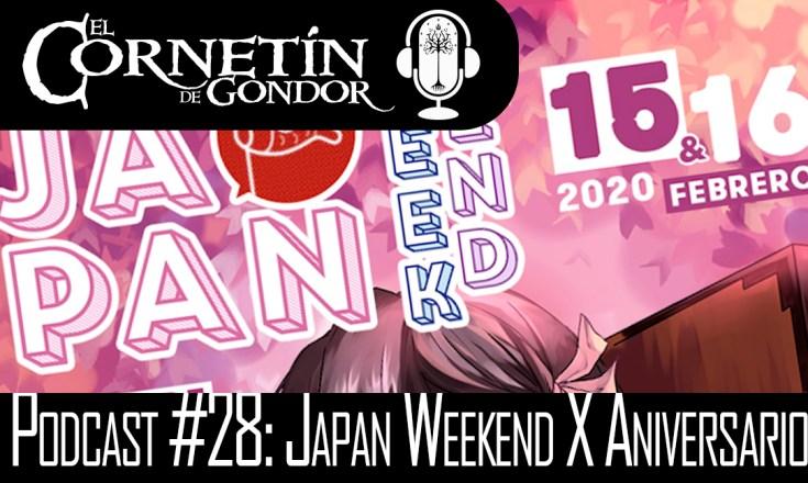Cabecera podcast 28 Japan Weekend