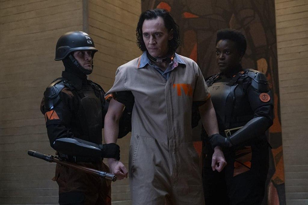 Loki apresado por la AVT