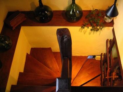 Cotagge-El-Correntiu-staircase