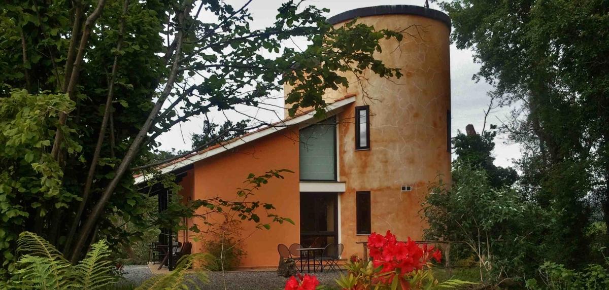 Apartamentos rurales en Ribadesella, Los silos del Correntíu