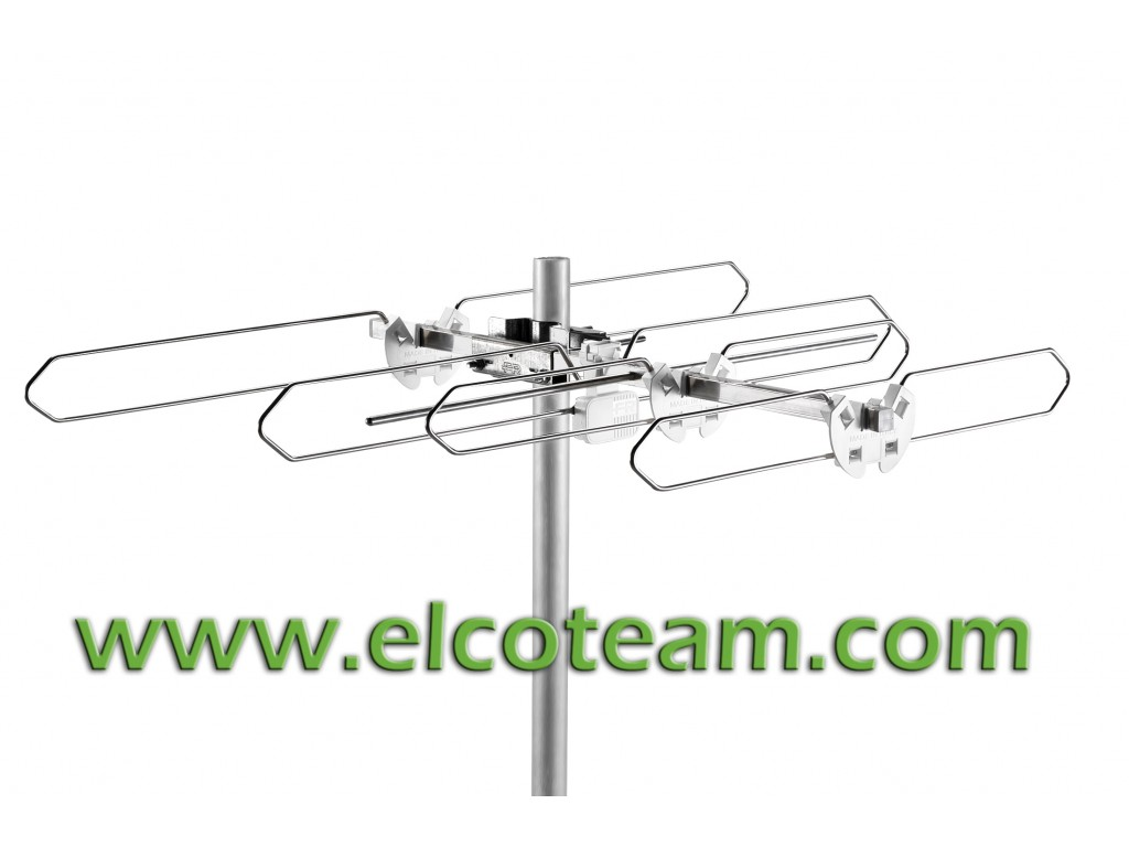 Antenna Vhf Fracarro Blv4f Cod