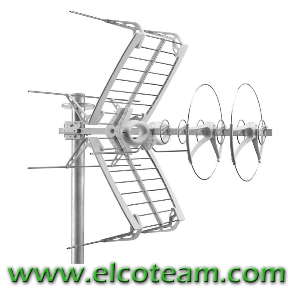 hight resolution of i tiristori auto electrical wiring diagram antenna vhf uhf fracarro sigma combo hd