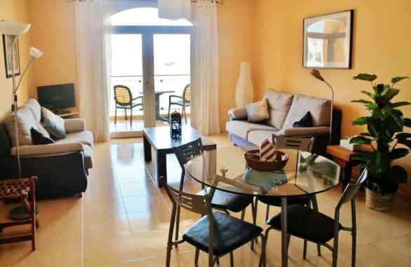 El Cotillo apartment to rent