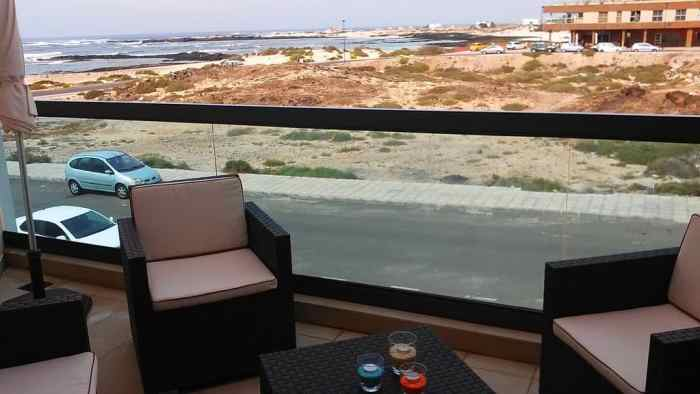 El Cotillo apartment with sea view