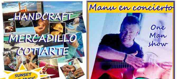 El Cotillo Craft Market 7th December – with live music