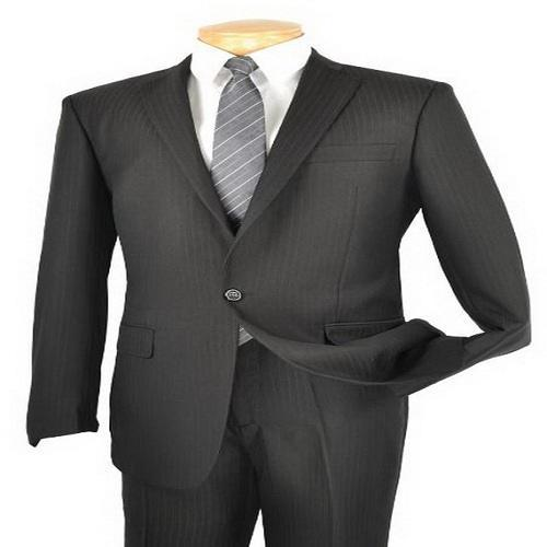 One Button Suits for Men