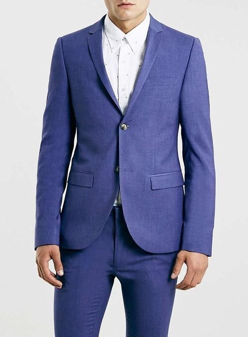 Fashionable Blue Jacket