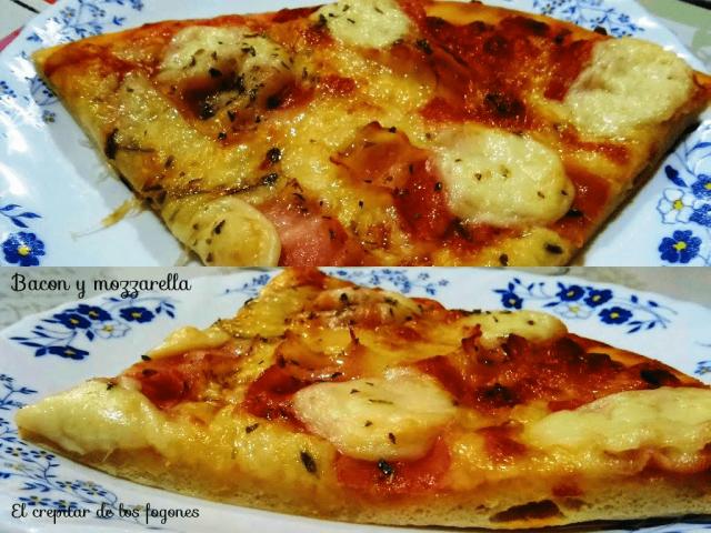 tres pizzas