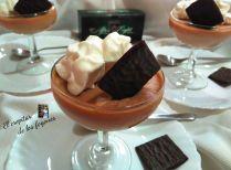 dulces con chocolate