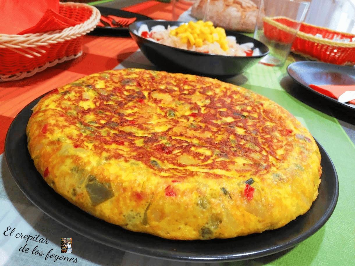 tortilla campesina