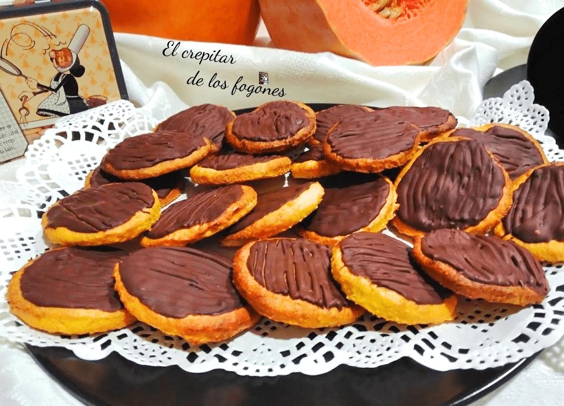 galletas de calabaza