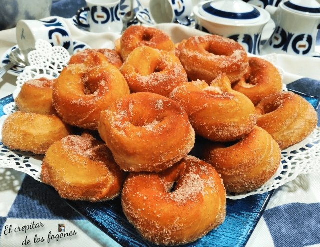 rosquillas caseras de anís