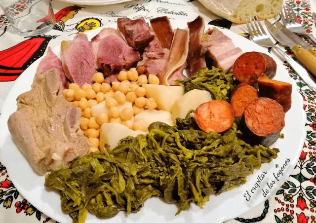 cocido gallego
