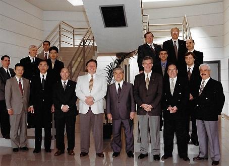 VISITAS A JAPÓN Y SEGUNDA VISITA DE TAKADA(1998)