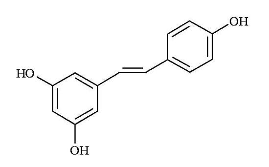 Resveratrol antioxidante