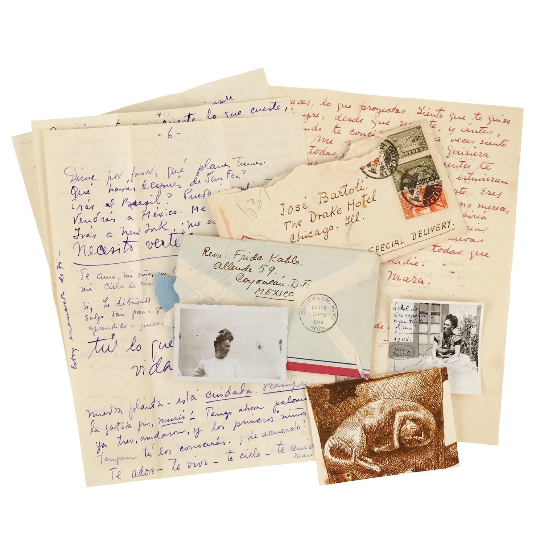 Επιστολές στο Χοσέ Μπαρτόλι