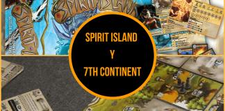 Spirit Island y 7th Continent