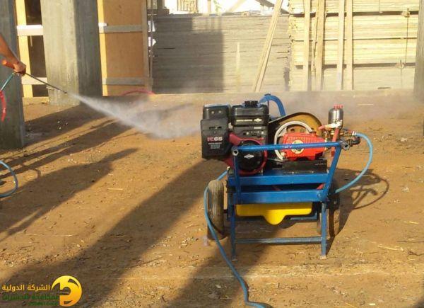 مكافحة النمل الابيض قبل البناء