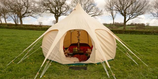 Boutique Camping Options – Elderflower Fields