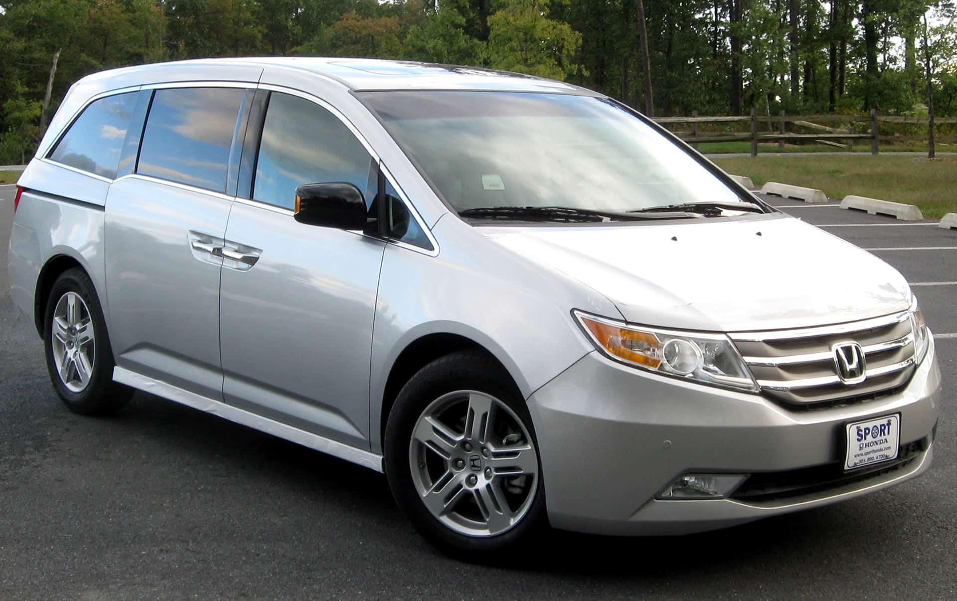 2007hondaodysseybeltdiagram Honda Odyssey Touring We Live In