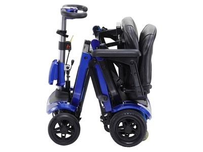 ZooMe Flex Portable Folding travel scooter  Elderluxe