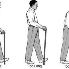 Riser Recliner Chairs For The Elderly Reviews Hill Chair Lift What's Correct Walking Stick Length And How To Measure