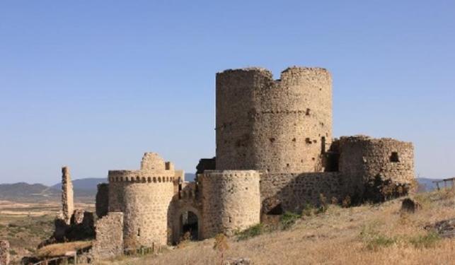 Castillo de Moya (Cuenca)