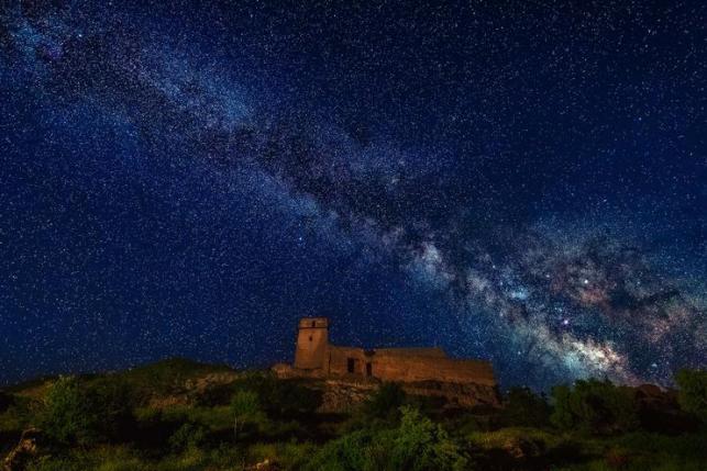Castillo Taibilla en Nerpio (Albacete)