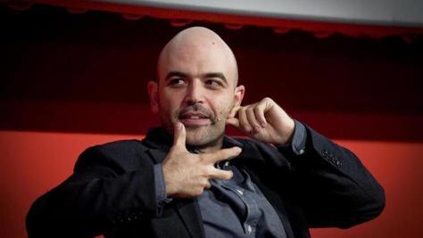 """Roberto Saviano: """"Las organizaciones criminales son una historia universal"""""""