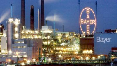 Bayer concentra en Asturias su producción mundial de ácido acetilsalicílico