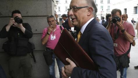 Montoro justifica la amnistía fiscal por la situación límite de España en 2012
