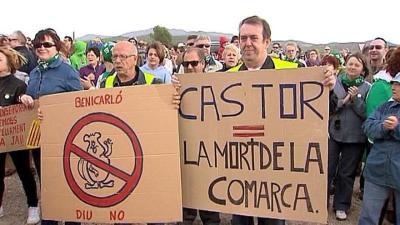 Tres colectivos se querellan contra cinco exministros por el almacén Castor