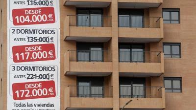 La firma de hipotecas para viviendas creció el 13,8 por ciento en febrero