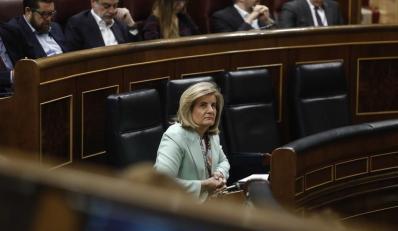 """Báñez asegura que las pensiones actuales son """"muy dignas"""" y que Rajoy es """"el que más ha apoyado"""" al colectivo"""
