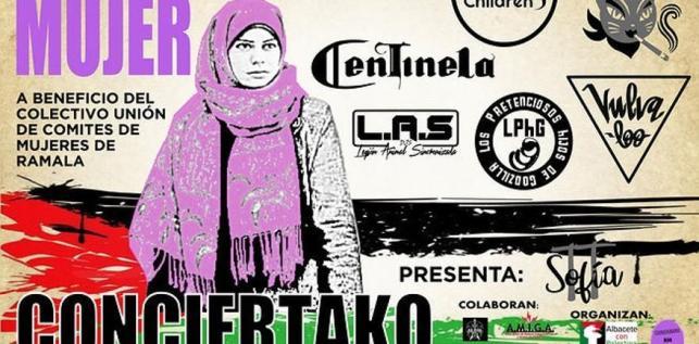 Concierto en Albacete