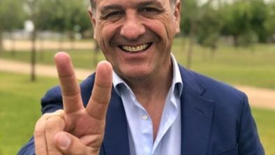 Juan Antonio Morales, candidato de Vox a la Junta de Extremadura