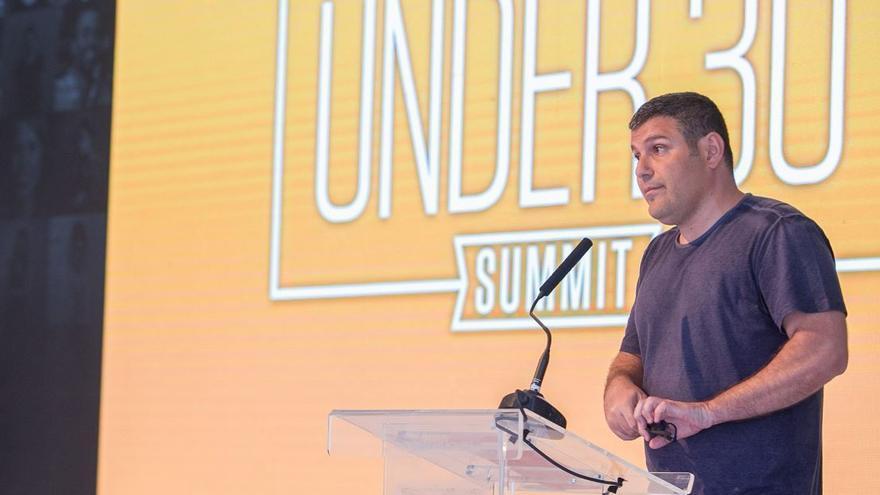 El empresario israelí Teddy Sagi.
