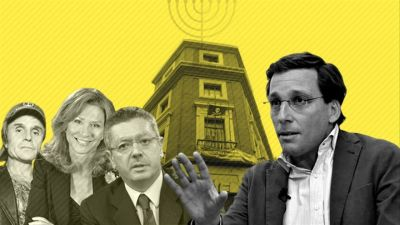 El museo judío de Madrid estará en el local que ocupaba La Ingobernable