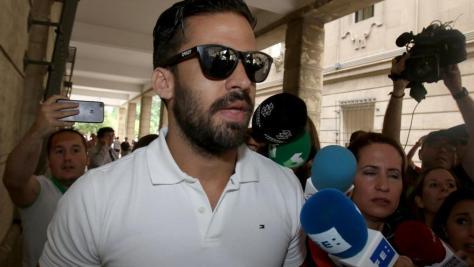 Nueve testigos comparecen en la vista para decidir sobre la libertad o prisión del guardia civil de La Manada