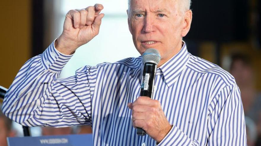Biden presenta un plan para ir más lejos que Obama ante la crisis climática