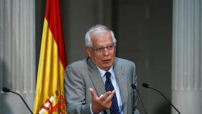 Borrell confirma que España mantiene contrato venta de bombas a Arabia Saudí