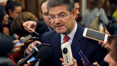 Catalá cree que la Fiscalía alemana mantendrá la petición de extradición de Puigdemont