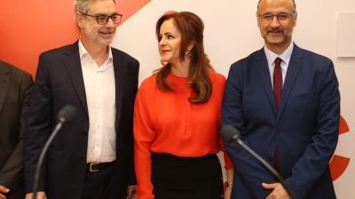 Ciudadanos no prevé incluir a Silvia Clemente en las candidaturas de las generales