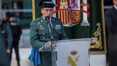 Marlaska cesa al jefe de la comandancia de la Guardia Civil en Madrid