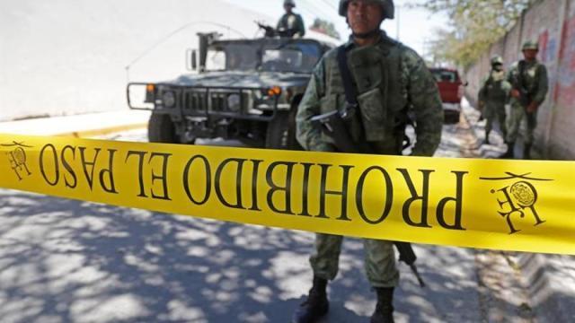 México reporta 2.716 homicidios en abril con 11.221 acumulados en el año